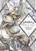 Atelier of Witch Hat: Das Geheimnis der Hexen - Bd.03: Limited Edition