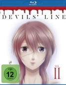 Devils' Line - Vol.2/3 [Blu-ray]
