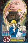Hunter X Hunter - Vol. 35