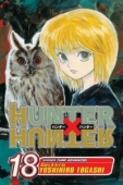 Hunter X Hunter - Vol. 18: Kindle Edition