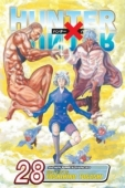 Hunter X Hunter - Vol. 28: Kindle Edition