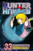 Hunter X Hunter - Vol.33: Kindle Edition