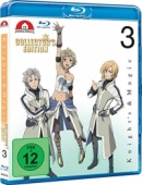 Knight's & Magic - Vol.3/4: Limited Collector's Edition [Blu-ray]