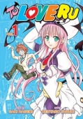 To Love Ru - Vol.01: Kindle Edition