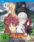 Food Wars!: The Third Plate - Vol.2/4 [Blu-ray]