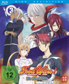 Food Wars!: The Third Plate - Vol.3/4 [Blu-ray]