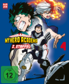 My Hero Academia: Staffel 2 - Vol. 4/5 [Blu-ray]