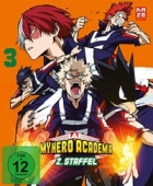 My Hero Academia: Staffel 2 - Vol. 3/5