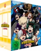 My Hero Academia: Staffel 2 - Vol. 1/5: Limited Edition + Sammelschuber