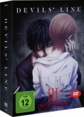 Devils' Line - Vol.3/3: Limited Edition + Sammelschuber