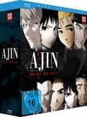 Ajin: Demi-Human - Vol.1/4: Limited Edition [Blu-ray] + Sammelschuber