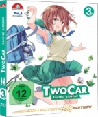 Two Car - Vol. 3/4: Collector's Edition [Blu-ray]
