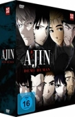 Ajin: Demi-Human - Vol.1/4: Limited Edition + Sammelschuber