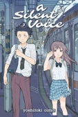 A Silent Voice - Vol.03: Kindle Edition