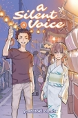 A Silent Voice - Vol.05: Kindle Edition