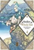Atelier of Witch Hat: Das Geheimnis der Hexen - Bd.04: Kindle Edition