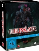 Goblin Slayer - Vol.1/3: Limited Mediabook Edition [Blu-ray] + Sammelschuber