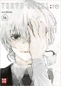 Tokyo Ghoul:re - Bd.16: Kindle Edition