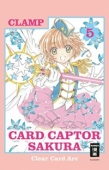 Card Captor Sakura: Clear Card Arc - Bd.05: Kindle Edition