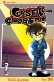 Case Closed - Vol.54: Kindle Edition