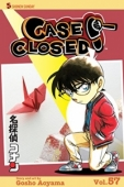 Case Closed - Vol.57: Kindle Edition