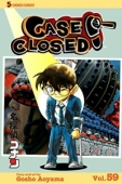 Case Closed - Vol.59: Kindle Edition