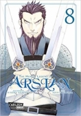 The Heroic Legend of Arslan - Bd.08: Kindle Edition