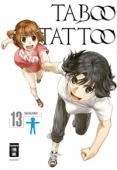 Taboo Tattoo - Bd.13: Kindle Edition