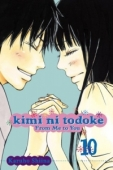 Kimi ni Todoke: From Me to You - Vol.10: Kindle Edition