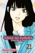 Kimi ni Todoke: From Me to You - Vol.21: Kindle Edition