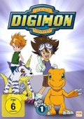 Digimon Adventure - Vol. 1/3