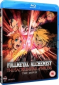 Fullmetal Alchemist: The Sacred Star of Milos [Blu-ray]