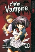 Chibi Vampire - Vol.03: Kindle Edition