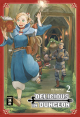 Delicious in Dungeon - Bd.02
