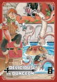 Delicious in Dungeon - Bd.03