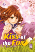 Kiss of the Fox - Bd.03