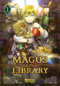 Magus of the Library - Bd. 01