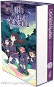 Little Witch Academia - Bd.03 + Sammelschuber