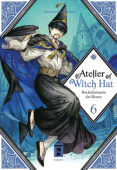 Atelier of Witch Hat: Das Geheimnis der Hexen - Bd.06: Limited Edition