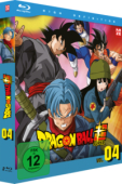 Dragonball Super - Vol.4/8 [Blu-ray]
