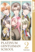 Platinum Gentleman School - Bd.02
