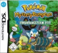 Pokémon: Mystery Dungeon - Erkundungsteam Zeit [DS]
