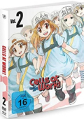 Cells at Work! - Vol.2/3: Mediabook [Blu-ray+DVD]