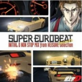 Initial D - Non-Stop Mix from Keisuke selection