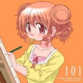 Hidamari Sketch x 365 - Character Song: Vol.03