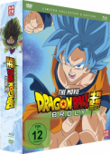 Dragonball Super: Broly - Limited Collector's Edition [Blu-ray+DVD]