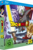 Dragonball Super - Vol.5/8 [Blu-ray]