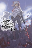 Is It Wrong To Try To Pick Up Girls In A Dungeon? - Vol.10: Kindle Edition