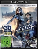 Alita: Battle Angel [Blu-ray 4K+3D]