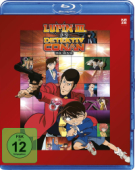 Lupin III. vs Detektiv Conan: The Movie [Blu-ray]